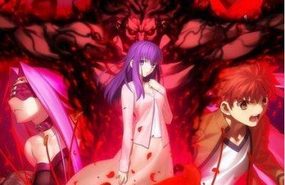 Ma mị với Visual mới nhất của movie Fate/stay night: Heaven's Feel II. lost butterfly