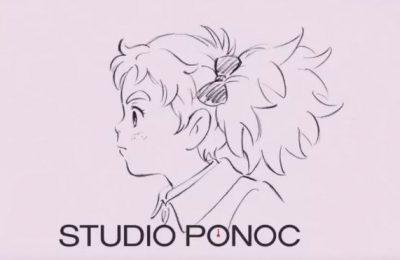 Studio Ponoc công bố đang tiền hành thực hiện dự án anime movie mới