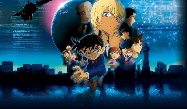 Detective Conan Zero the Enforcer Anime A Place Further Than the Universe đứng đầu Tokyo Anime Awards do khán giả bình chọn