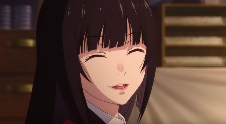 Kakegurui×× Top 10 bộ anime mùa đông 2019 khán giả Nhật muốn tiếp tục theo dõi nhất