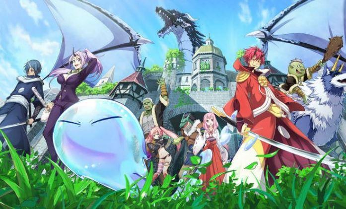 That Time I Got Reincarnated as a Slime ova Mãi đến tập thứ hai, tác giả của Tensei shitara Slime Datta Ken mới xác định được cốt truyện cho series