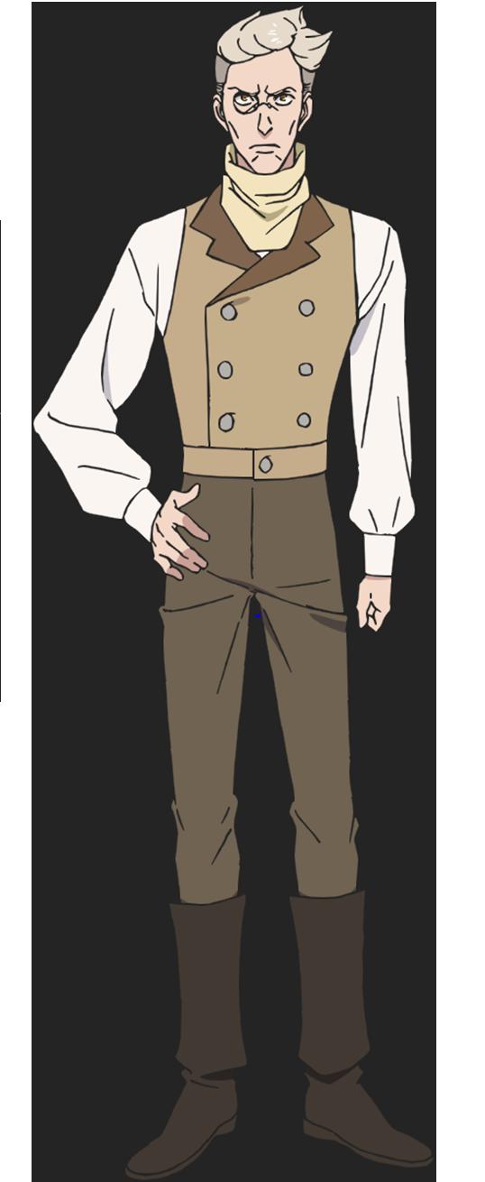 Willard Tenrou: Sirius The Jaeger: Cuộc chiến của những thợ săn ma cà rồng