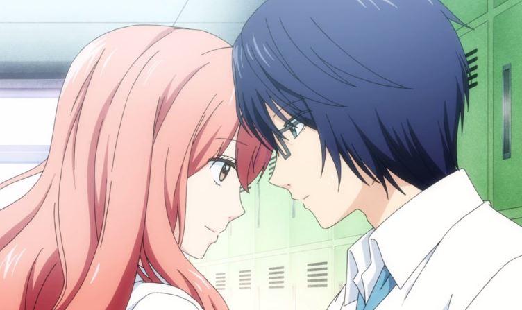 anime 3D Kanojo season 2 Top 20 anime mùa đông 2019 được khán giả mong đợi nhất