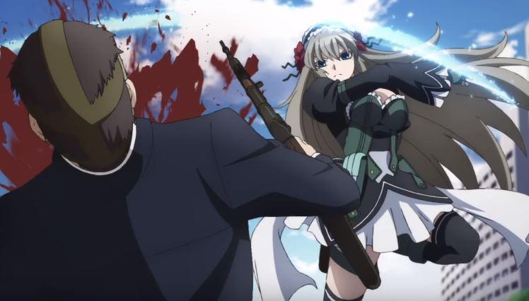 anime mahou shoujo tokushusen asuka tung trailer thu hai gioi thieu ca khuc chu de Top 20 anime mùa đông 2019 được khán giả mong đợi nhất