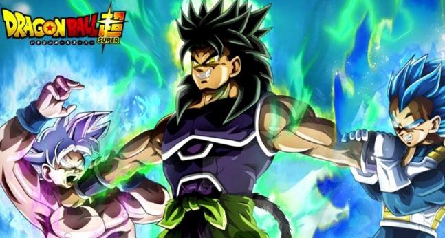 anime movie Dragon Ball Super Broly Điều gì đã tạo nên một siêu phẩm Dragon Bal Super: Broly gây bão khắp thế giới?