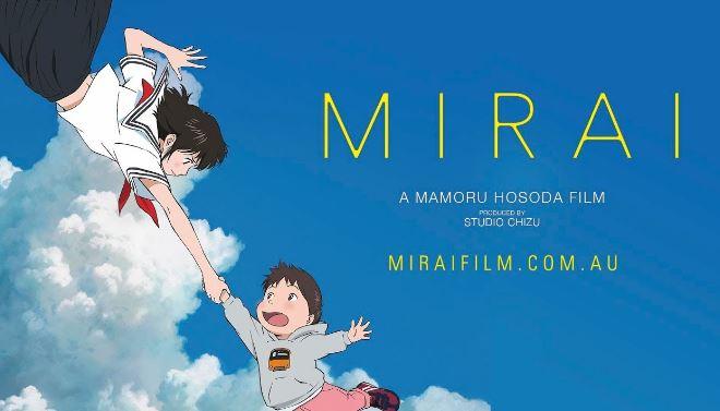 mirai co em gai den tu tuong lai Mirai giành giải thưởng Hoạt hình xuất sắc nhất của Giới các nhà phê bình phim Florida