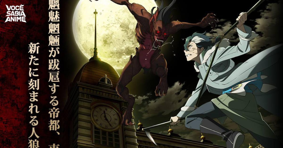 p 1 Tenrou: Sirius The Jaeger: Cuộc chiến của những thợ săn ma cà rồng