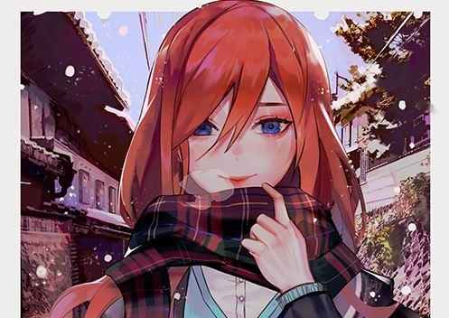 Đã tìm ra cô nàng được yêu thích nhất trong anime Gotoubun no Hanayome
