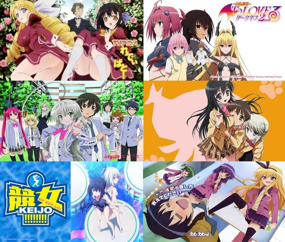 xebec xuong phim san xuat anime to love ru darkness bi giai the 25 năm thoảng qua như một giấc mộng... Tạm biệt Xebec   Xưởng phim của những bộ Ecchi nổi tiếng