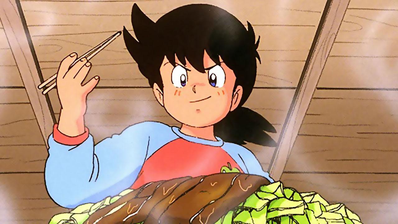 Mr. Ajikko Top 20 Anime/Manga về ẩm thức phổ biến nhất hiện nay