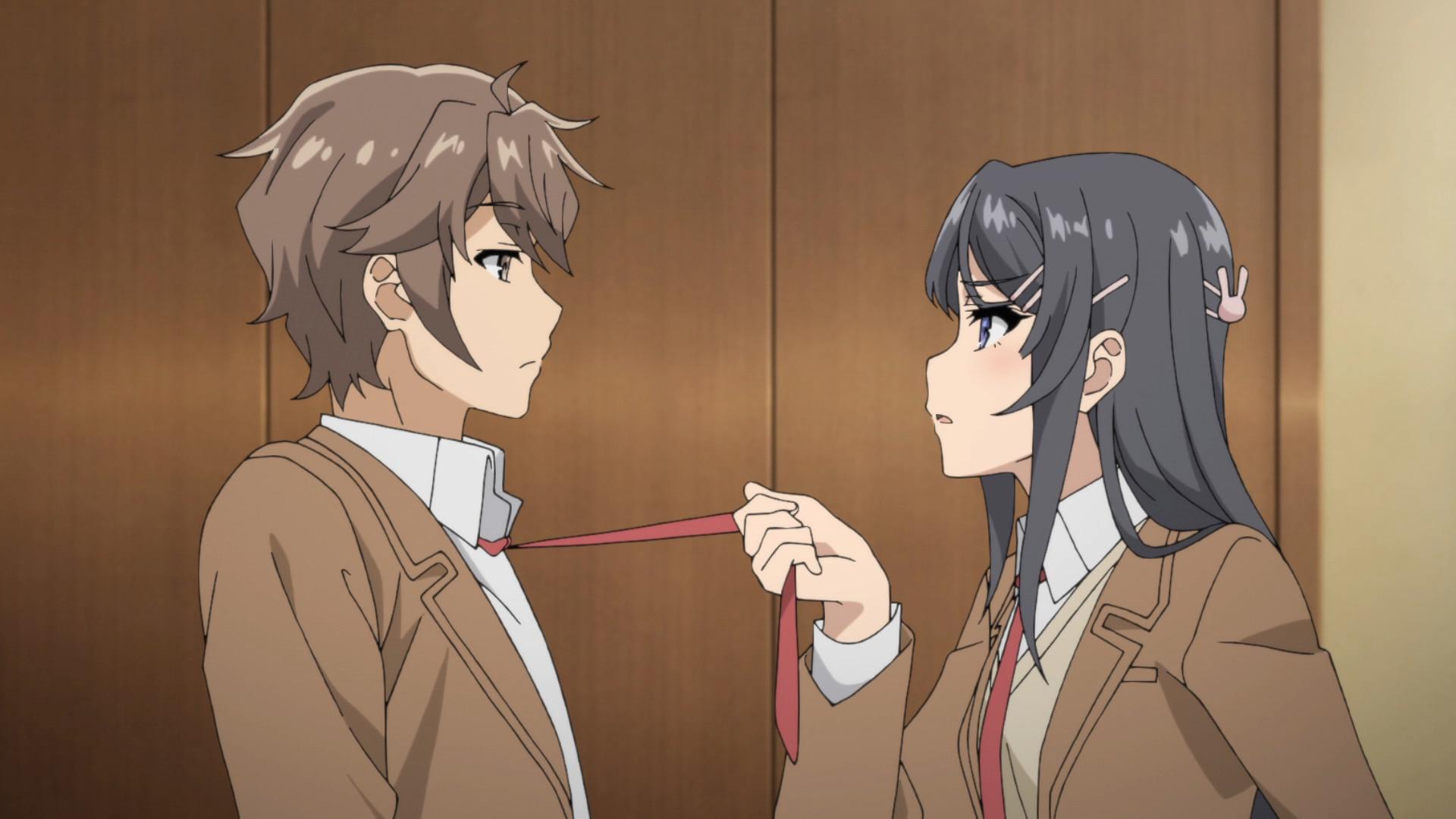 Seishun Buta Yarou wa Bunny Girl Senpai no Yume wo Minai Top 10 bộ anime có cái tên dài ngoằng được yêu thích nhất