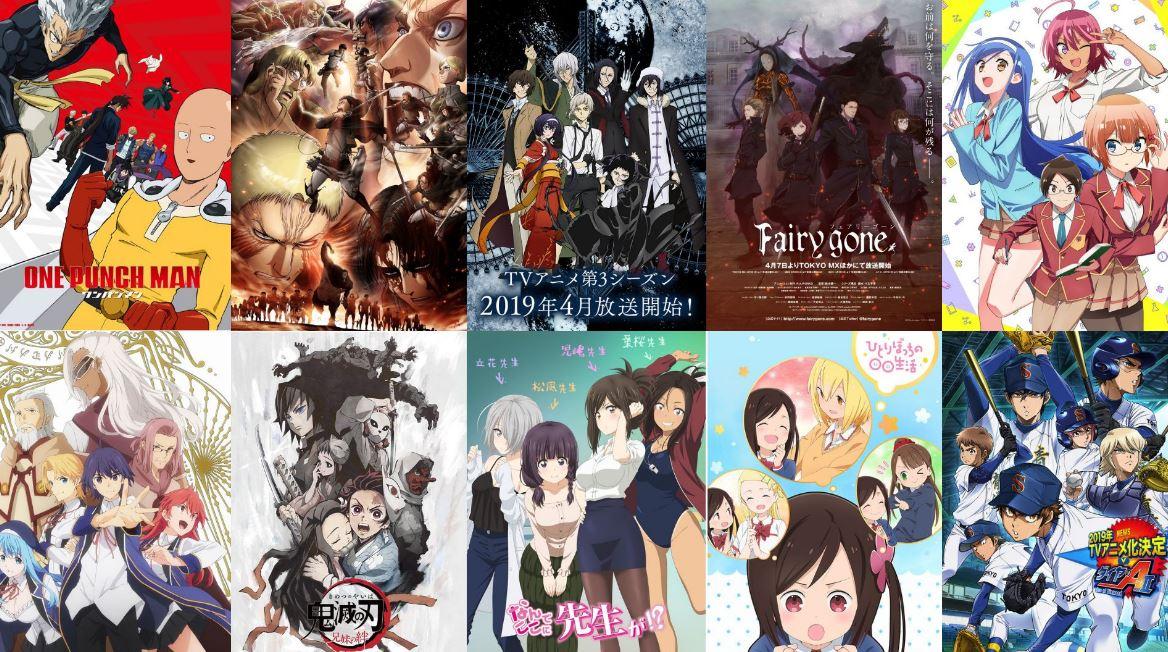 """Cái bộ mà khán giả Việt Nam chê """"nhạt"""" lại đứng đầu TOP 10 anime mùa xuân 2019 được theo dõi nhiều nhất ở Nhật"""