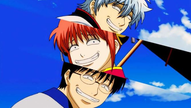 gintama movie Gintama sẽ có anime movie mới