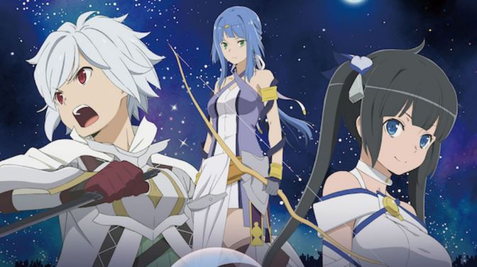 hoa si cua Is It Wrong to Try to Pick Up Girls in a Dungeon Bất ngờ thay đổi họa sĩ vẽ truyện cho Is It Wrong to Try to Pick Up Girls in a Dungeon?