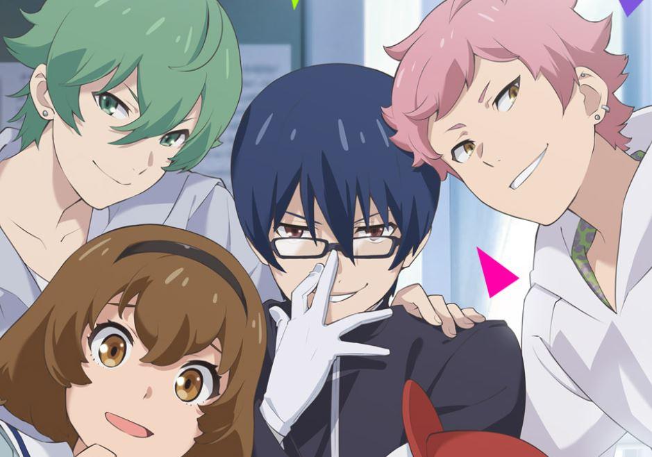 anime hai hoc duong chubyou gekihatsu boy se bat dau len song tu ngay 4 thang 10 nam nay Anime hài học đường Chubyou Gekihatsu Boy sẽ bắt đầu lên sóng từ ngày 4 tháng 10 năm nay.