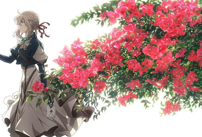anime movie violet evergarden the movie bi hoan ngay ra rap vo thoi han Anime movie Violet Evergarden: The Movie bị hoãn ngày ra rạp vô thời hạn