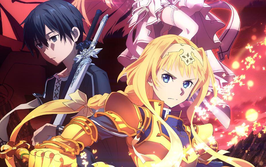 sieu pham sword art online alicization war of underworld chinh thuc quay tro lai vao ngay 12 thang 10 TOP 20 Anime mùa thu 2019 được khán giả mong đợi nhất