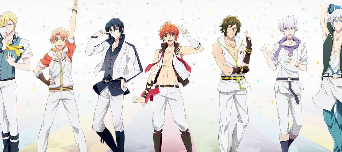 IDOLiSH7 season 2 Anime IDOLiSH7 season 2 sẽ bắt đầu lên sóng từ tháng 4 năm 2020