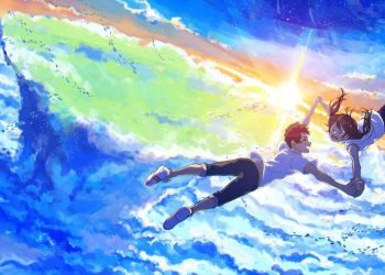 Anime Tenki no Ko – The child of the weather hit 13 billion yen revenue