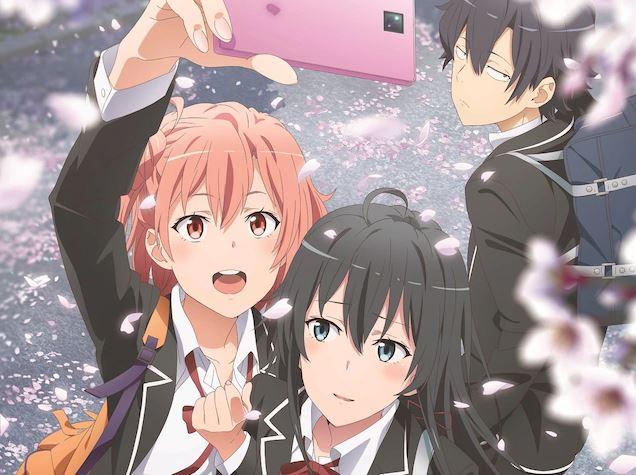 anime oregairu season 3 hoi ket chon mot dong hay de nuoc troi 6 bộ anime siêu hay siêu hấp dẫn mùa xuân 2020 bạn không thể bỏ lỡ