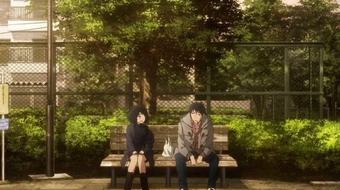 anime yesterday o utatte co ay con qua va toi Anime Yesterday o Utatte   Cô ấy, con quạ và tôi!!!