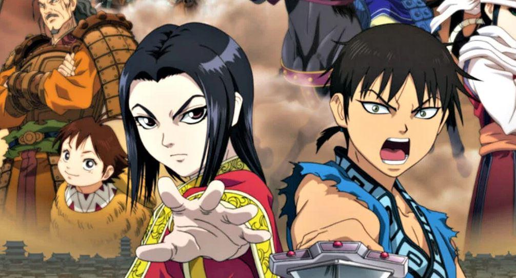 sieu pham manga lich su kingdom se co season 3 Siêu phẩm manga lịch sử Kingdom sẽ có season 3