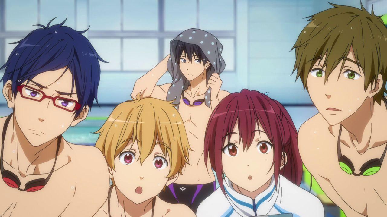 tat ca cac du an anime free se bi tam hoan vo thoi han Tất cả các dự án anime Free! sẽ bị tạm hoãn vô thời hạn