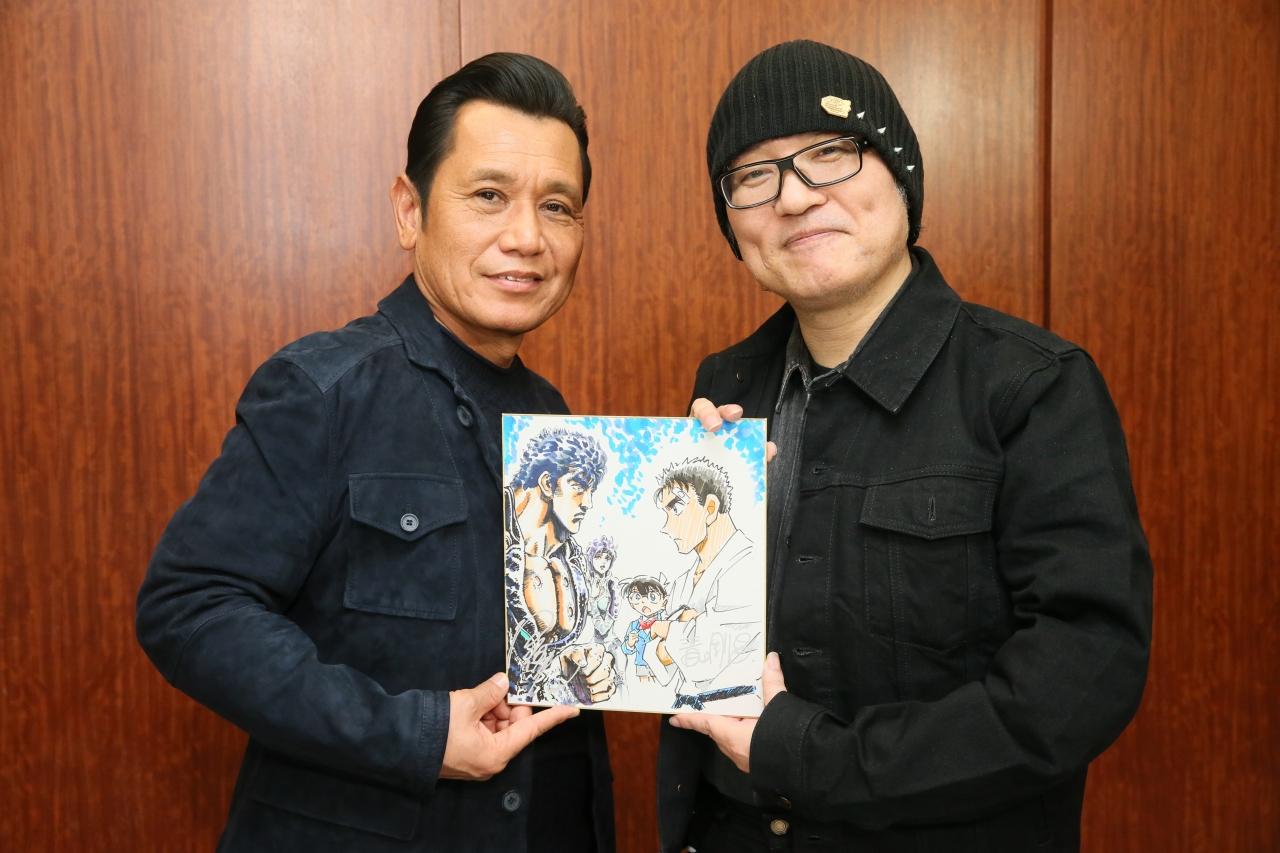 Gosho Aoyama Top 10 họa sĩ truyện tranh được yêu thích nhất năm 2019: Hideaki Sorachi 5 năm liên tiếp giành #1