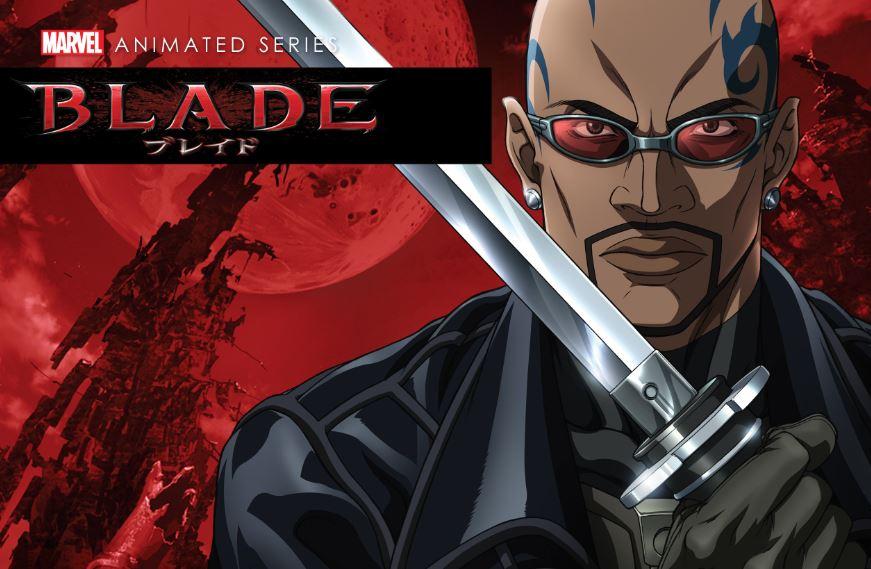 blade anime TOP 10 Anime viễn tưởng kinh dị không dành cho người yếu tim