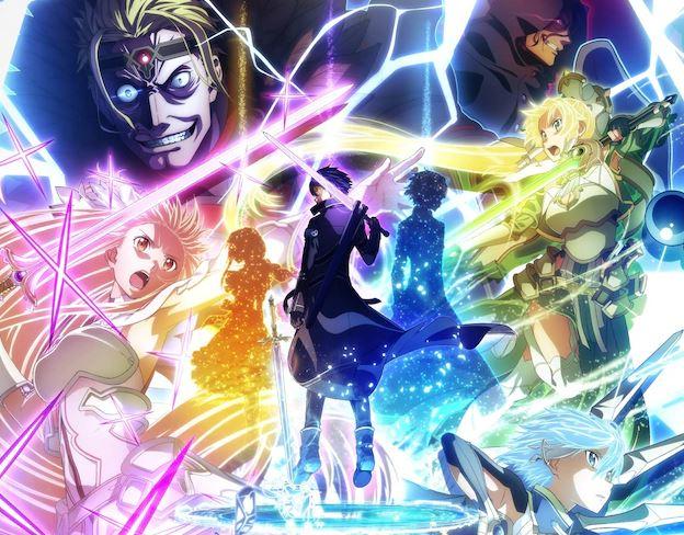 nhung tap cuoi cung cua sword art online alicization war of underworld sap sua len song 6 bộ anime siêu hay siêu hấp dẫn mùa xuân 2020 bạn không thể bỏ lỡ