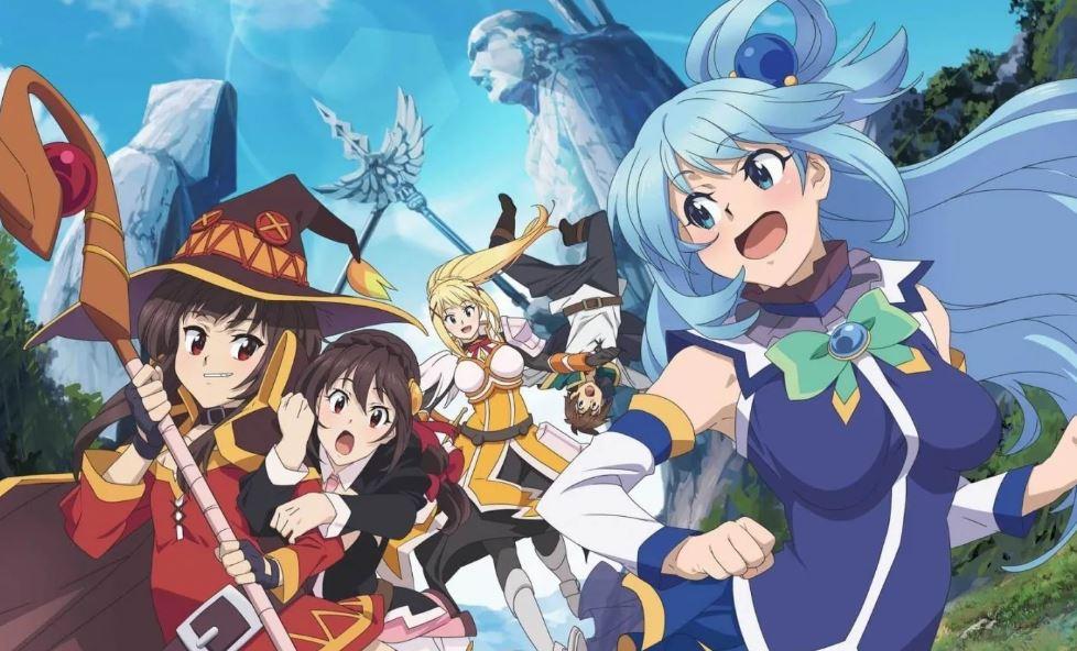 Light novel Konosuba sẽ kết thúc vào tháng sau. Liệu anime sẽ có ...