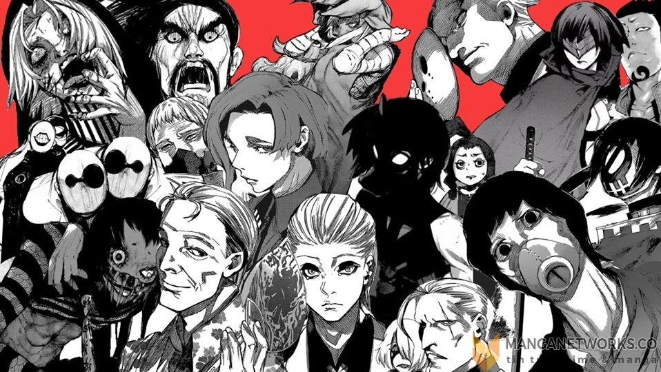 7 tổ chức tội ác đáng sợ nhất trong thế giới Anime
